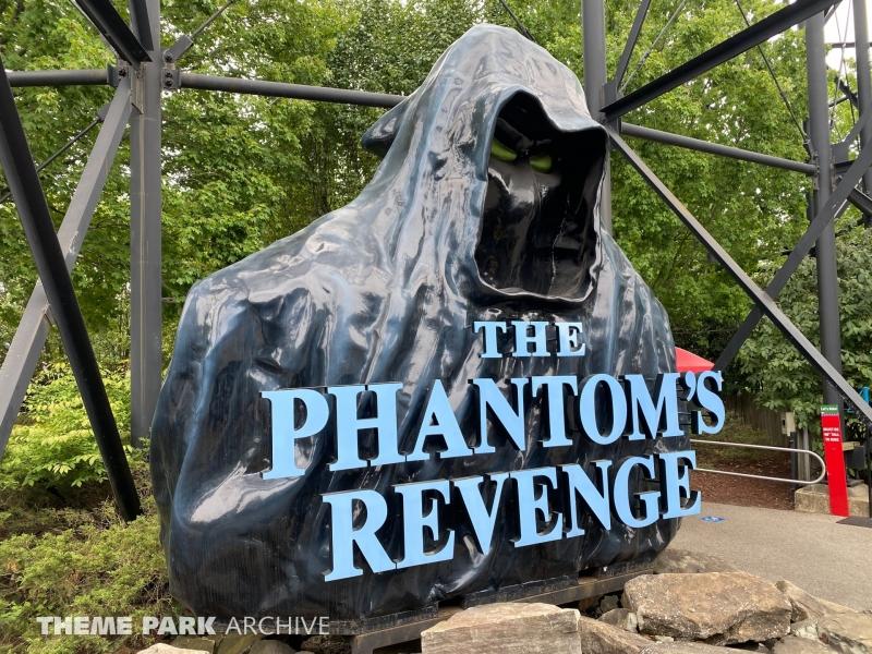Phantom's Revenge at Kennywood