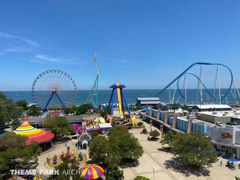 maXair at Cedar Point