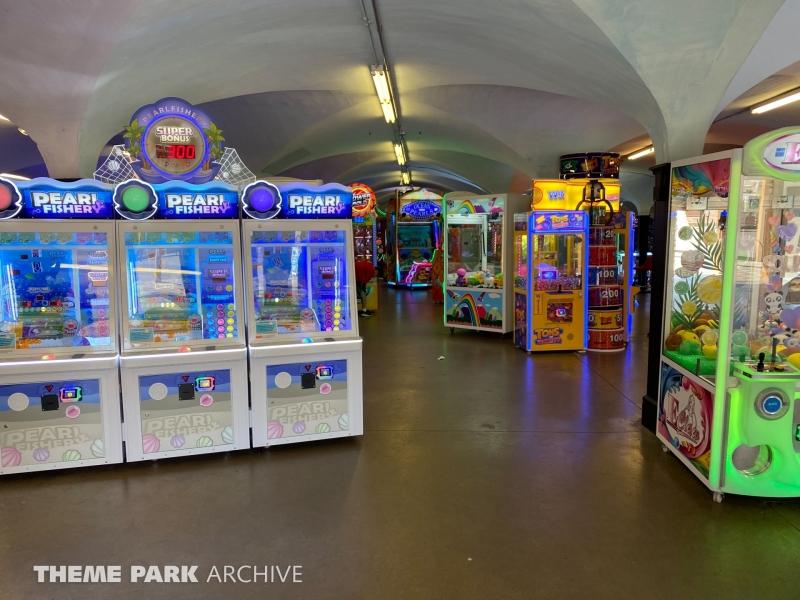 Arcade at Cedar Point