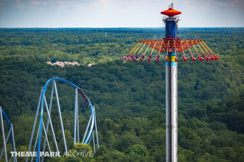 Windseeker at Kings Island