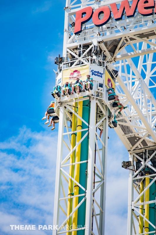 Power Tower at Cedar Point