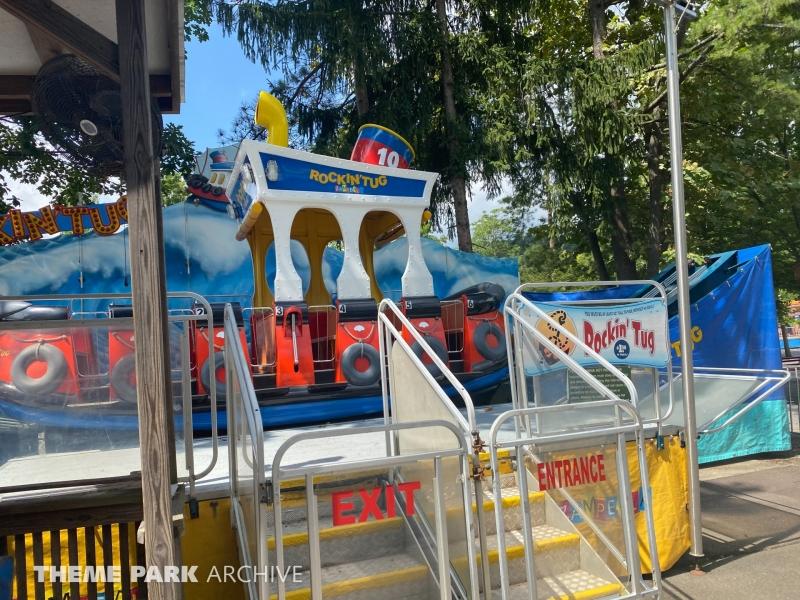 Rockin' Tub at Knoebels Amusement Resort