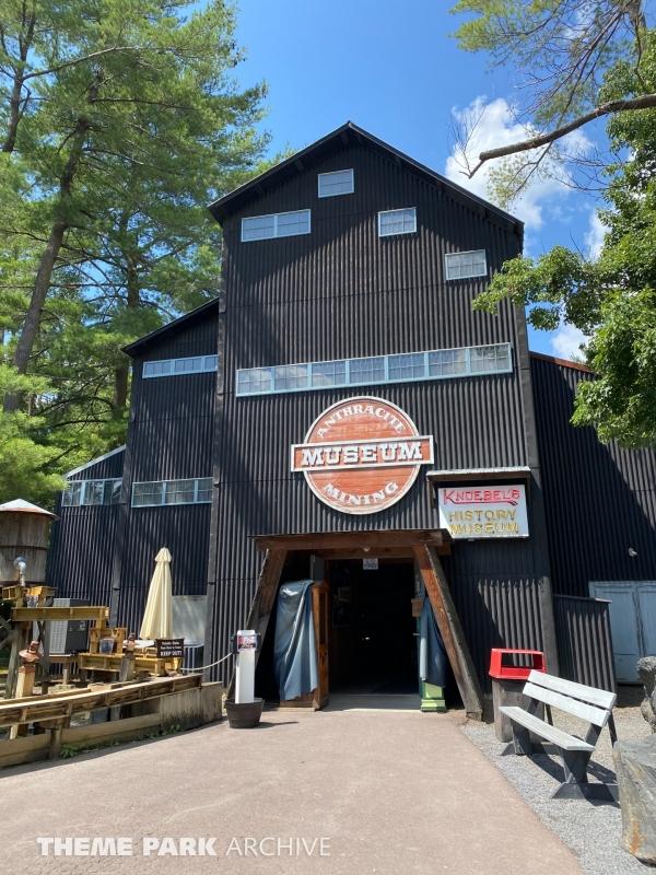 Mining Museum at Knoebels Amusement Resort