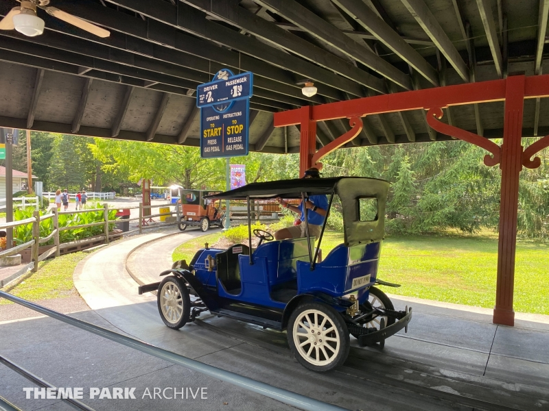 Gasoline Alley at Knoebels Amusement Resort