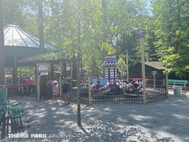 Goin' Buggy at Knoebels Amusement Resort