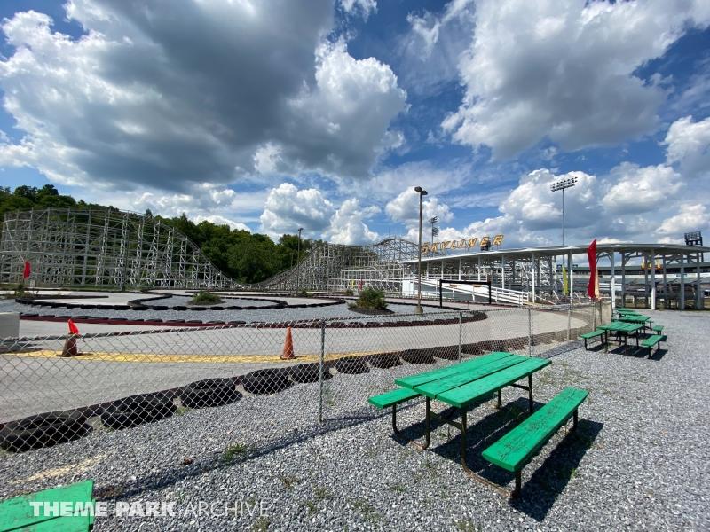 Go Karts at Lakemont Park