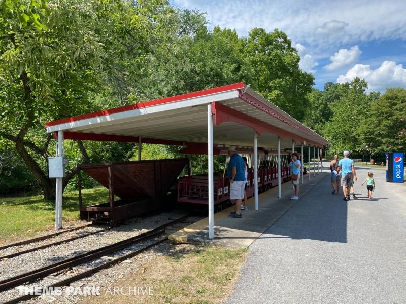 Train at Lakemont Park
