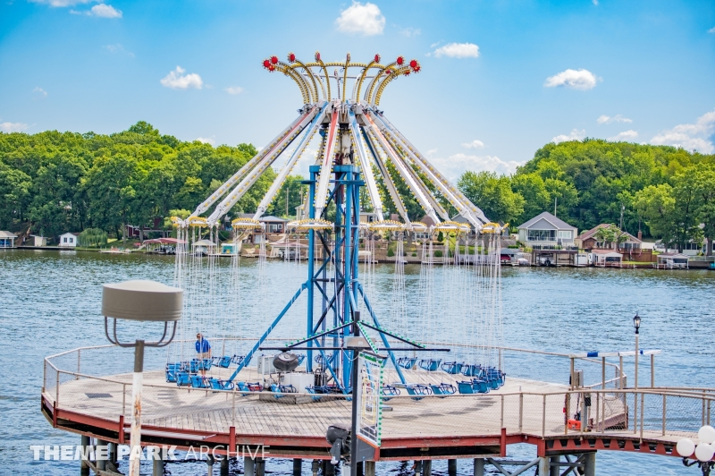 Water Swings at Indiana Beach