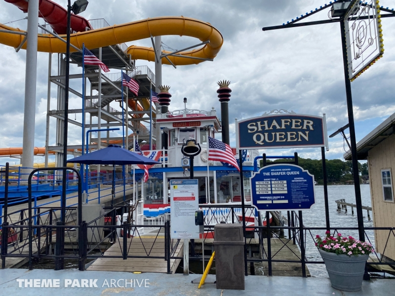 Shafer Queen at Indiana Beach
