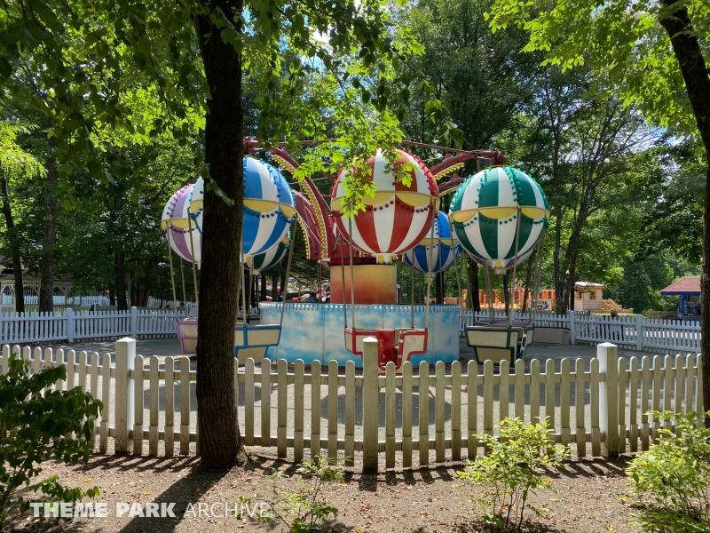 Balloon Race at Idlewild and SoakZone