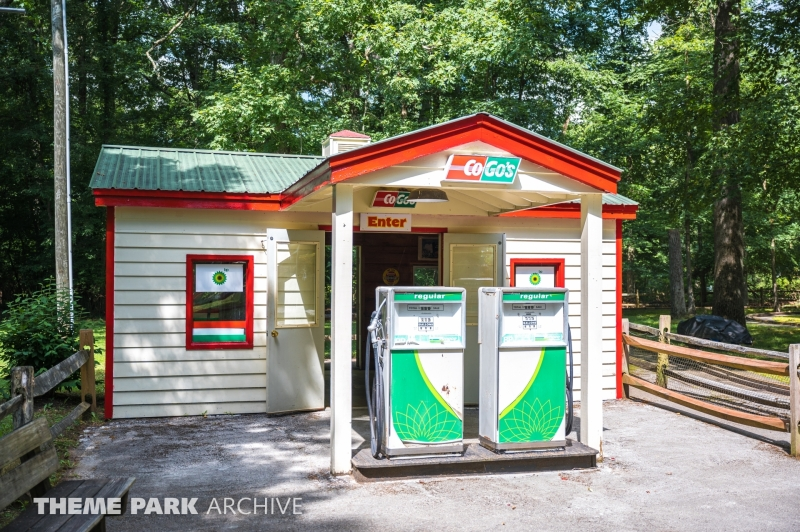 Ricky's Racers at Idlewild and SoakZone