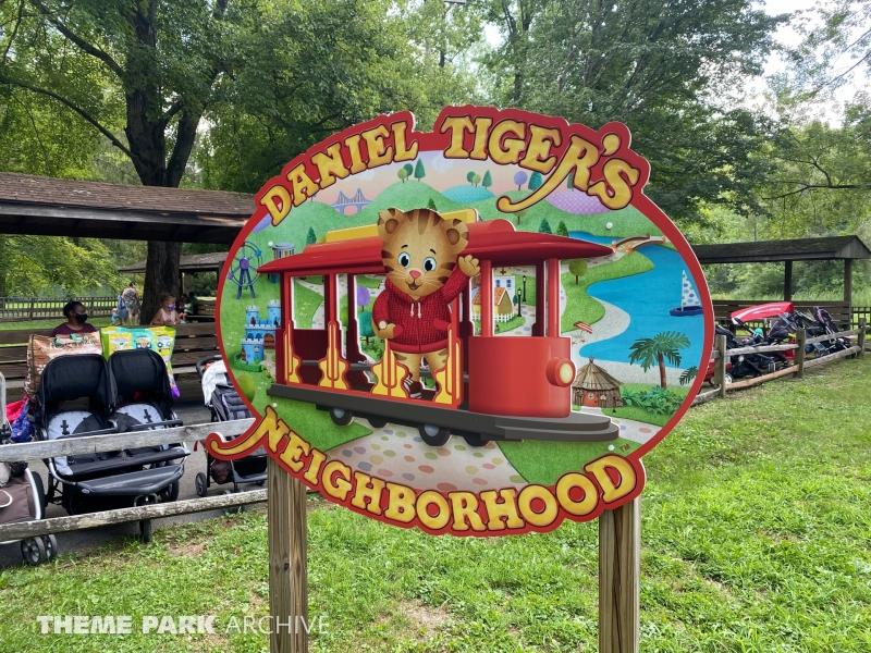 Daniel Tiger's Neighborhood at Idlewild and SoakZone