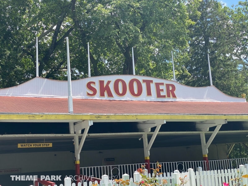 Skooter at Idlewild and SoakZone