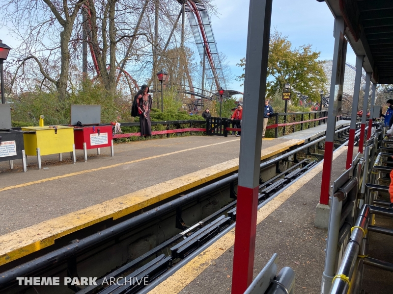 Demon at Six Flags Great America