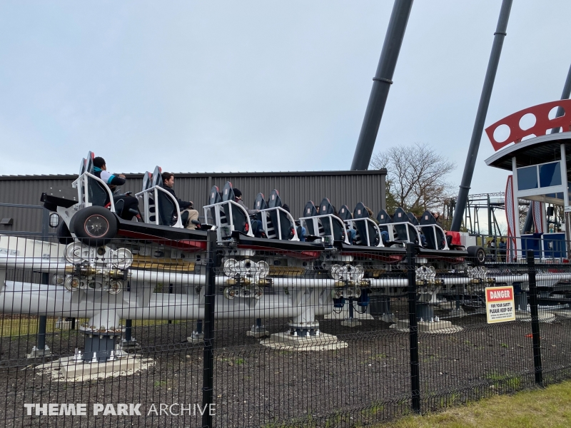 Maxx Force at Six Flags Great America