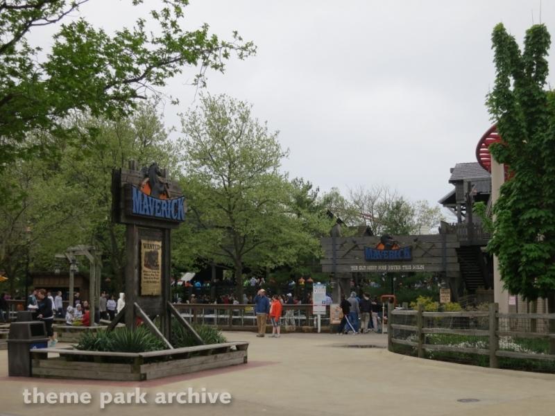 Maverick at Cedar Point