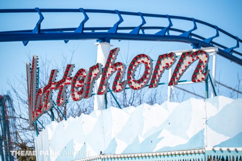 Matterhorn at Cedar Point