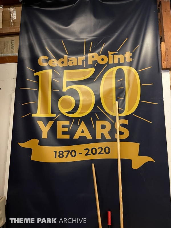 Planning and Design at Cedar Point