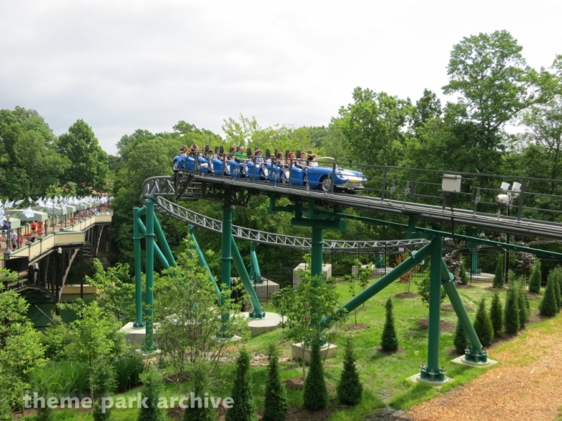 Verbolten at Busch Gardens Williamsburg