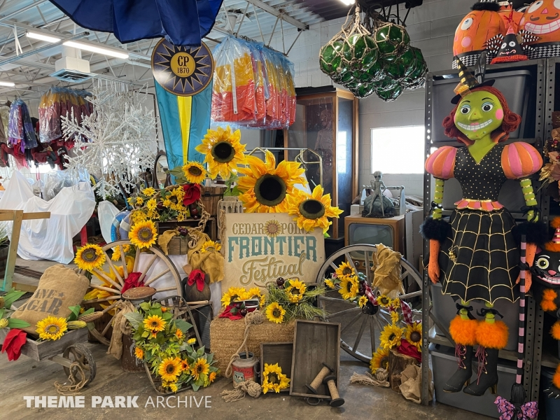 Amazement Shop at Cedar Point