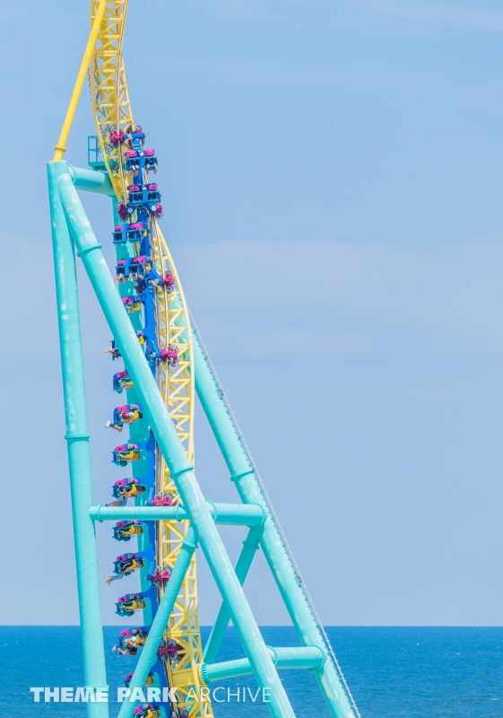 Wicked Twister at Cedar Point