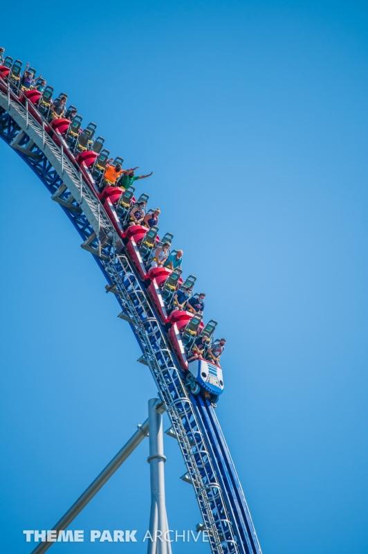 Millennium Force at Cedar Point