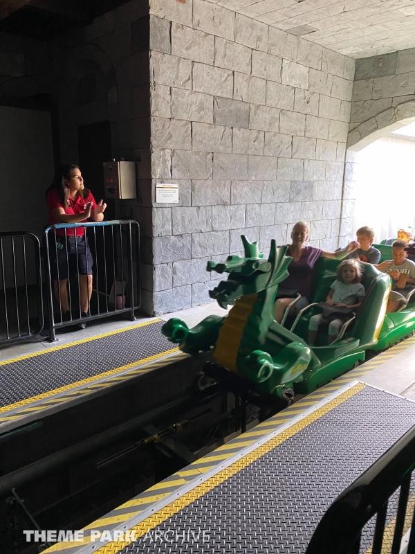 The Dragon at LEGOLAND Florida