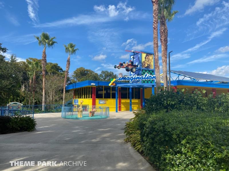 Imagination Zone at LEGOLAND Florida