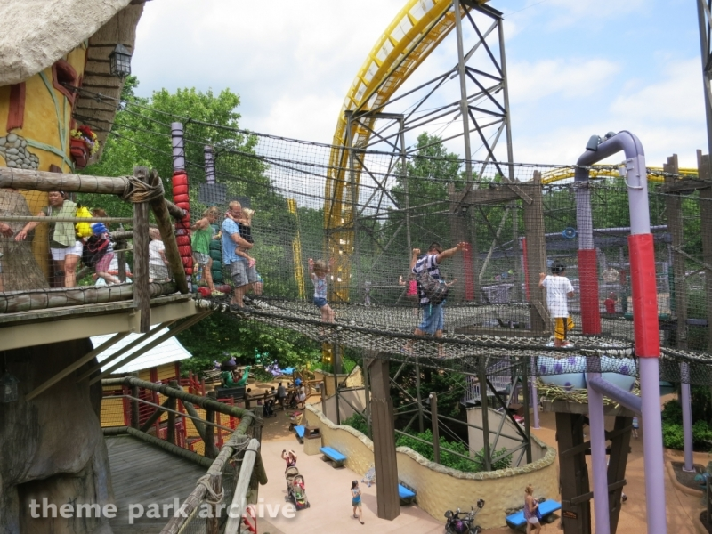 Land of the Dragons at Busch Gardens Williamsburg