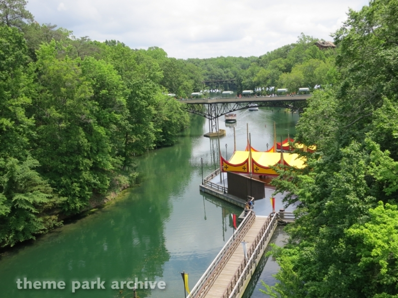 River Rhine Cruise at Busch Gardens Williamsburg
