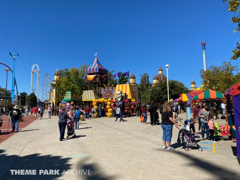 Kiddie Kingdom at Cedar Point