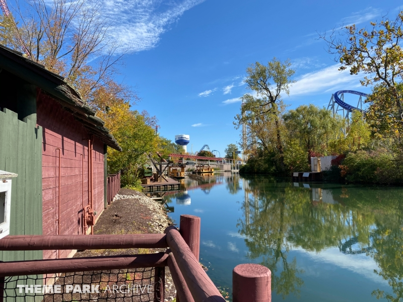 Snake River Expedition at Cedar Point