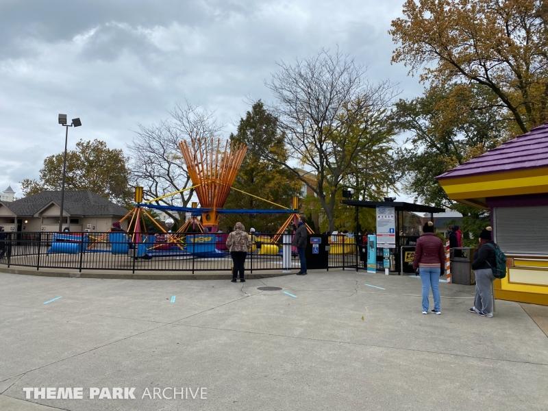 Scrambler at Cedar Point