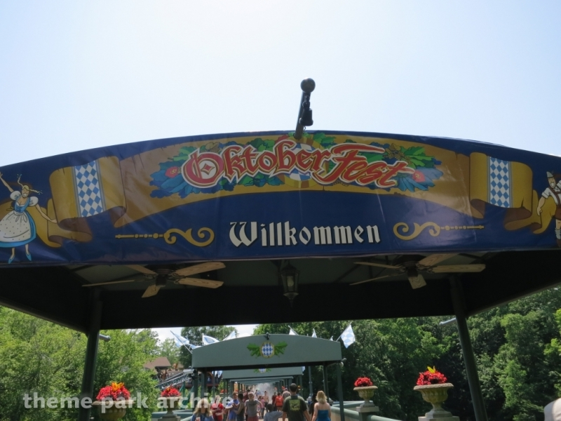 Oktoberfest at Busch Gardens Williamsburg