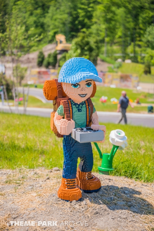 LEGO Friends Nature Trail at LEGOLAND New York