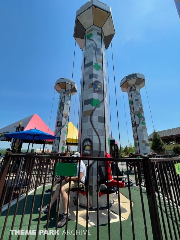 Tower Climb Tournament at LEGOLAND New York