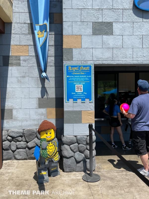LEGO Castle at LEGOLAND New York