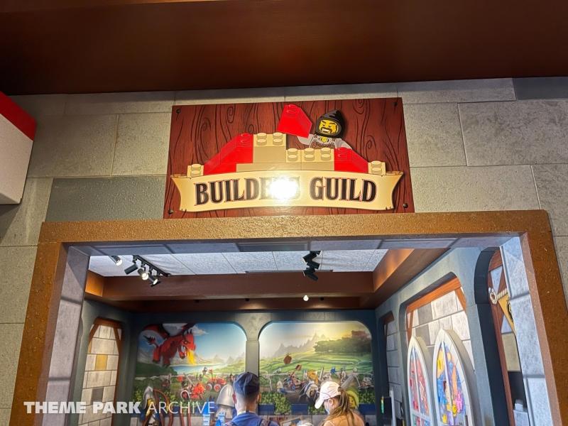 Builders Guild at LEGOLAND New York