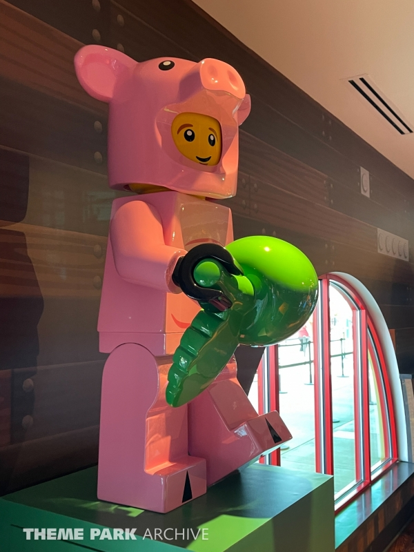 Bricktopia at LEGOLAND New York