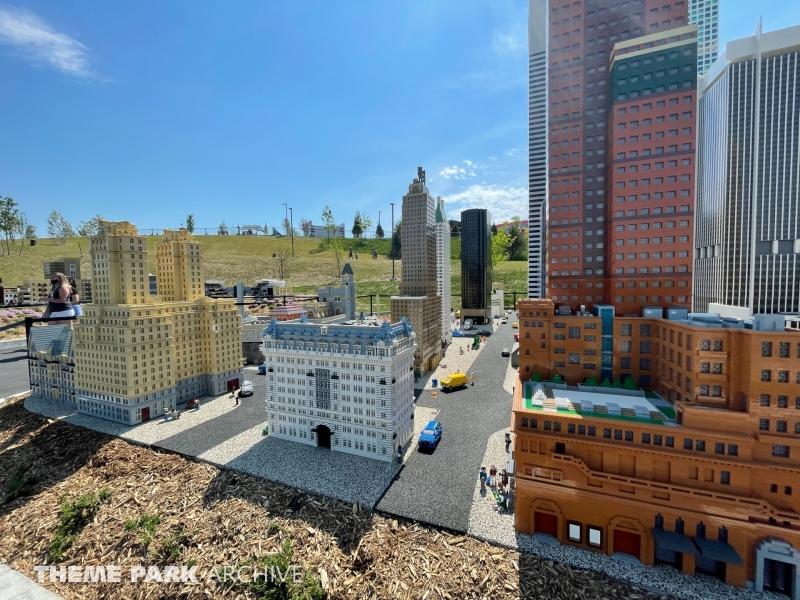Miniland at LEGOLAND New York