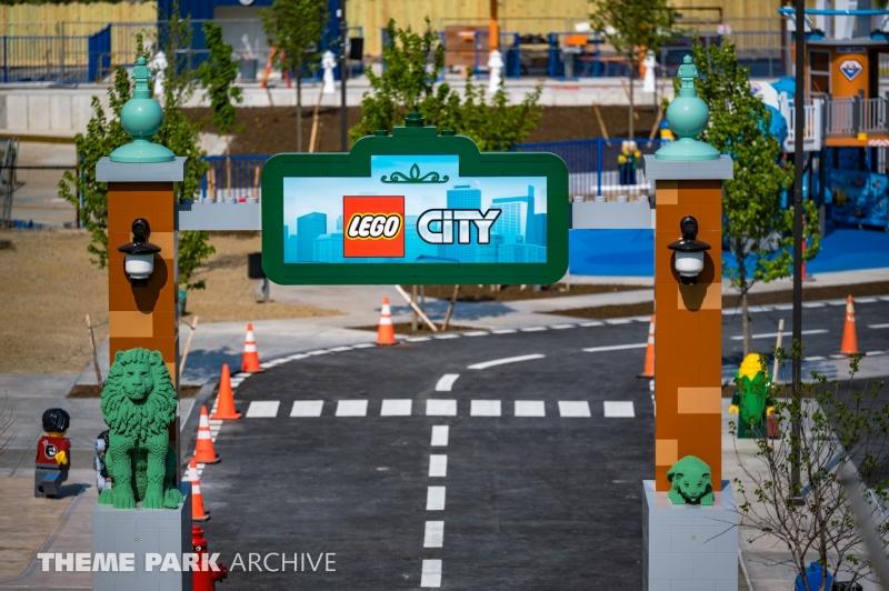 LEGO City at LEGOLAND New York