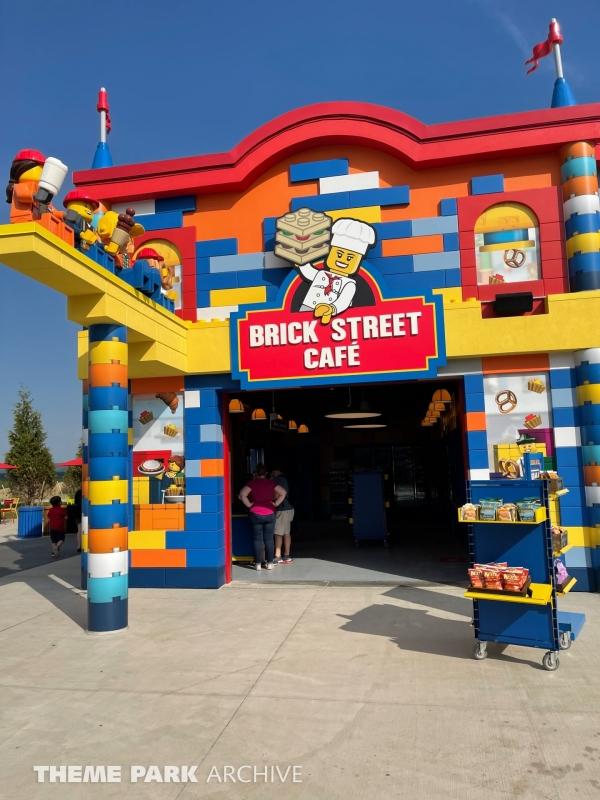 Brick Street at LEGOLAND New York