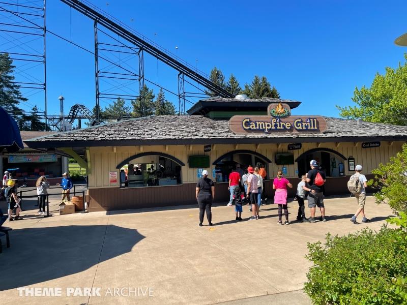 Misc at Six Flags Darien Lake