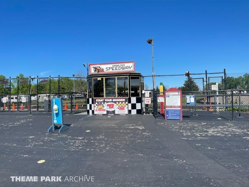 Grand Prix Speedway at Six Flags Darien Lake