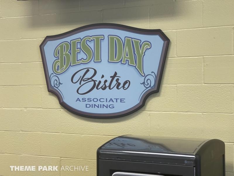 Best Day Bistro at Cedar Point