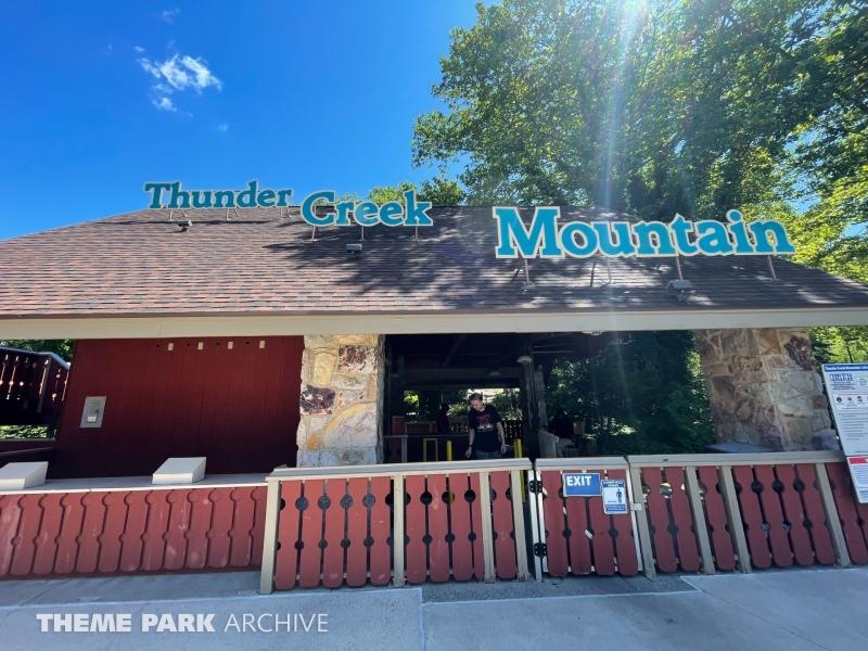 Thunder Creek Mountain at Dorney Park