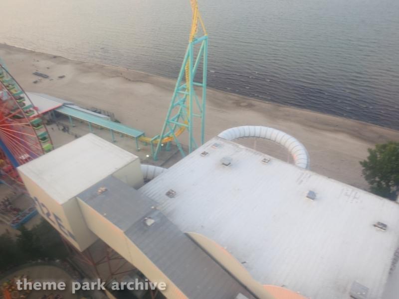 Disaster Transport at Cedar Point