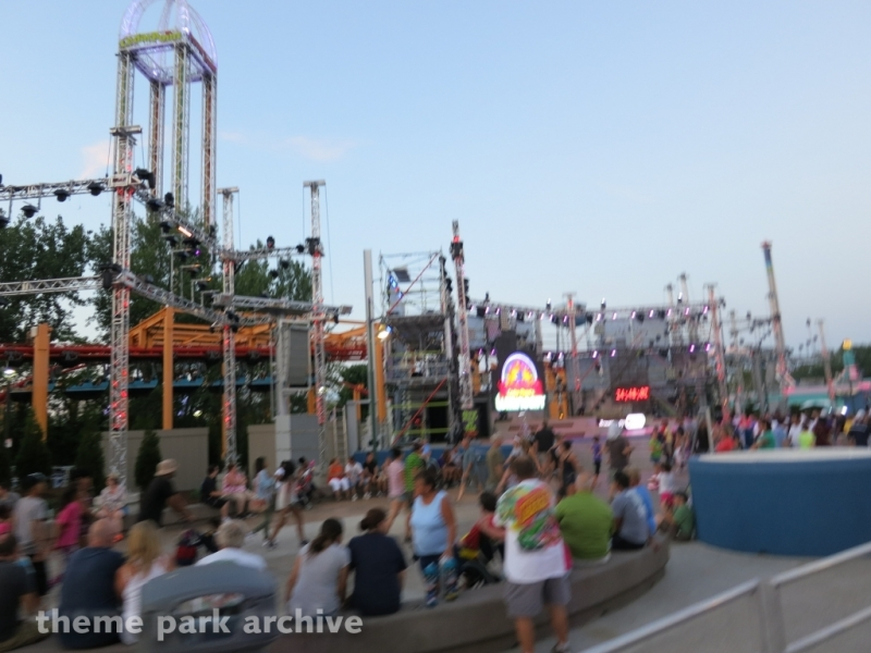 Luminosity at Cedar Point