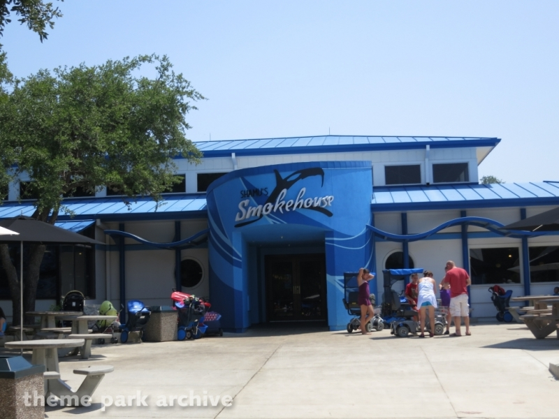 Shamu's Smokehouse at SeaWorld San Antonio