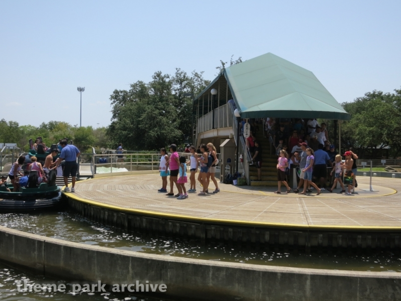 Rio Loco at SeaWorld San Antonio